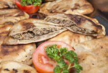 Hawawshi and falafel are the most popular dishes